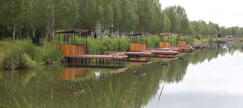 Охотничье угодье «Озерное» в Калужской области