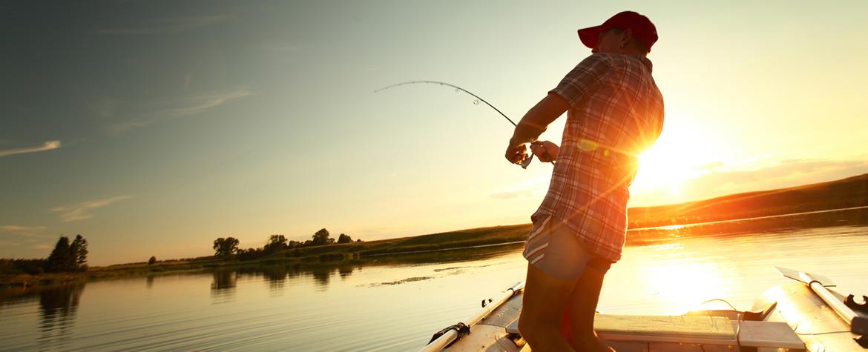 Недорогая рыбалка круглый год