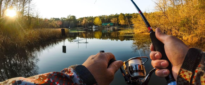 Недорогая охота и рыбалка в «Озерном»