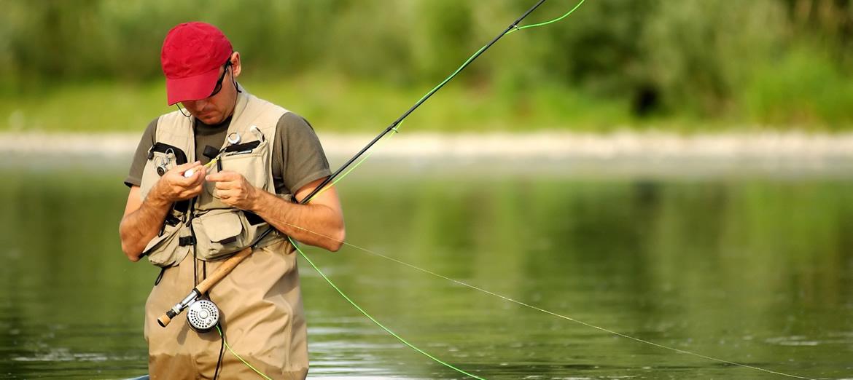 Простая рыбалка