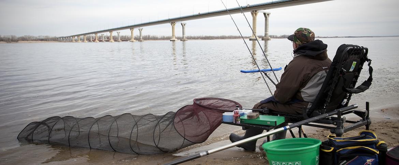 Отправляемся на рыбалка с фидером